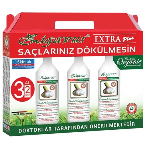 Picture of ZİGAVUS 250 ML 3 AL 2 ODE EXTRA PLUS SARIMSAKLI