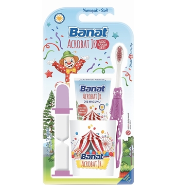 Picture of BANAT ACROBAT AĞIZ BAKIM SETİ
