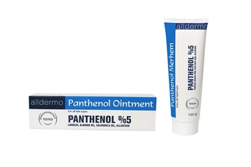 Picture of ALLDERMO PANTHENOL 120 GR MERHEM