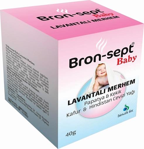 BRON-SEPT BABY LAVANTALI MERHEM 40 GR resmi