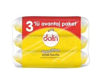 Picture of DALİN ISLAK MENDİL 56 LI(3 AL 2 ODE AVAN.PKT.)