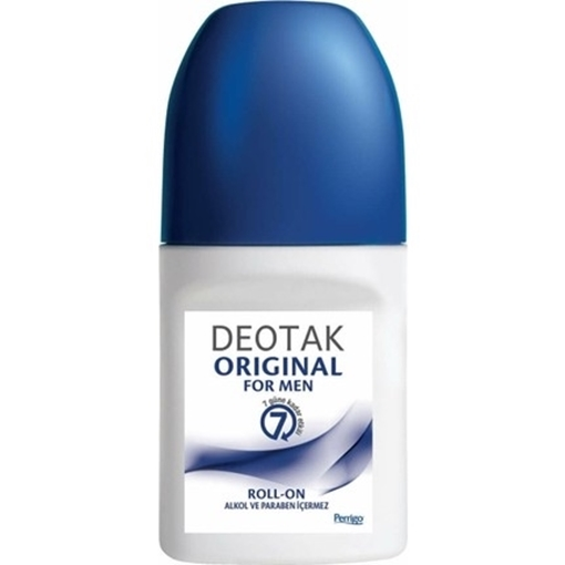 DEOTAK ROLL-ON ORJINAL FOR MEN 35 ML resmi
