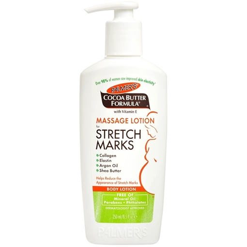 Picture of PALMERS MASSAGE LOTION  250 ML(STRETCH MARKS)