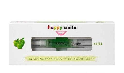 HAPPY SMILE ELMA DIS BEYAZLATICI KALEM resmi