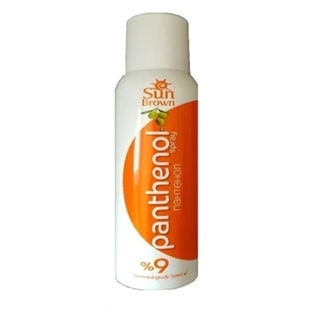 Picture of SUN BROWN 150 ML PANTHENOL %9 SPREY