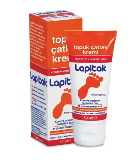 Picture of LAPITAK TOPUK ÇATLAK KREMI 60 ML