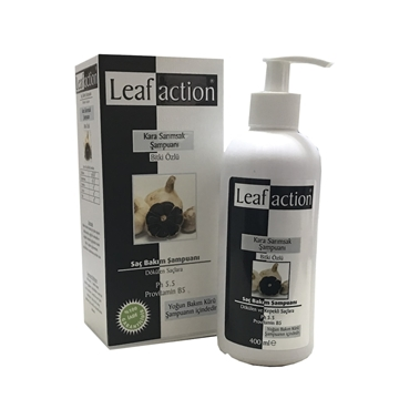Picture of LEAF ACTION KARA SARIMSAK ŞAMPUAN 400 ML