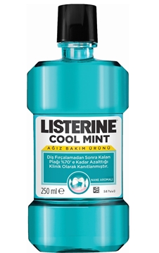 Picture of LISTERINE 250 ML COOL MINT
