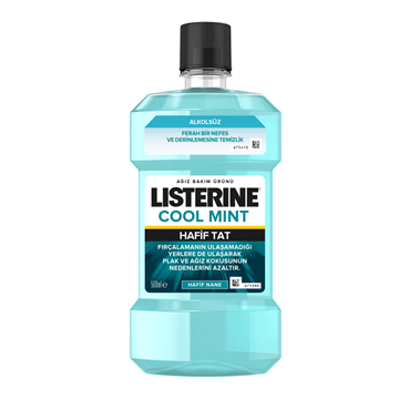 Picture of LISTERINE 500 ML COOL MINT