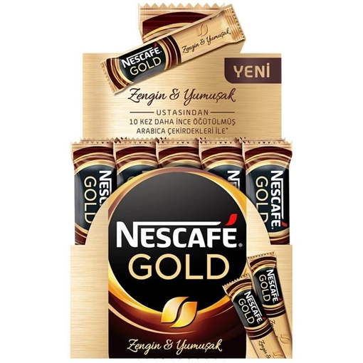 Picture of NESCAFE GOLD 2 GR 100 LU PAKET