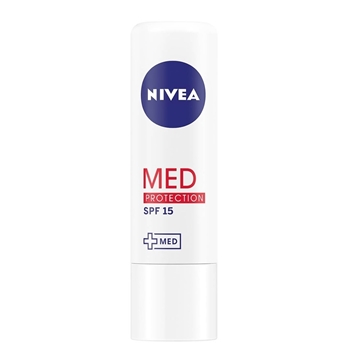 NIVEA LIP CARE MED PROTECTION resmi