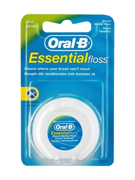 ORAL-B DİŞ İPİ ESSENTIAL FLOSS resmi