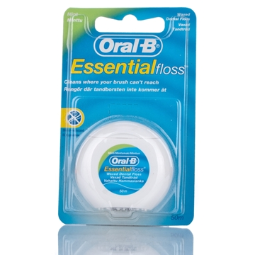 Picture of ORAL-B DİŞ İPİ ESSENTIAL FLOSS MUMLU NANE
