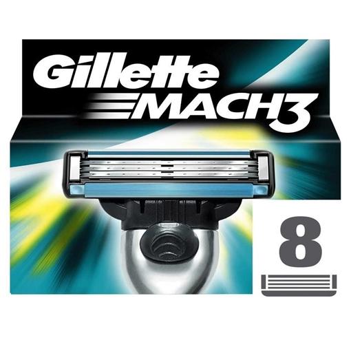 GILLETTE MACH3 YEDEK BICAĞI 8 Lİ resmi