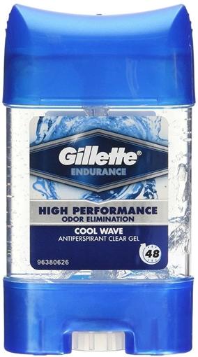 GILLETTE CLER JEL COOL WAVE 70 ML resmi
