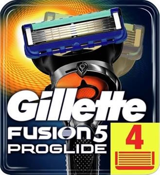 GILLETTE FUSION PROGLIDE 4 LU BICAK(514) resmi