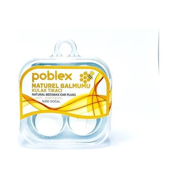 Picture of POBLEX NATUREL BALMUMU KULAK TIKACU 2 Lİ