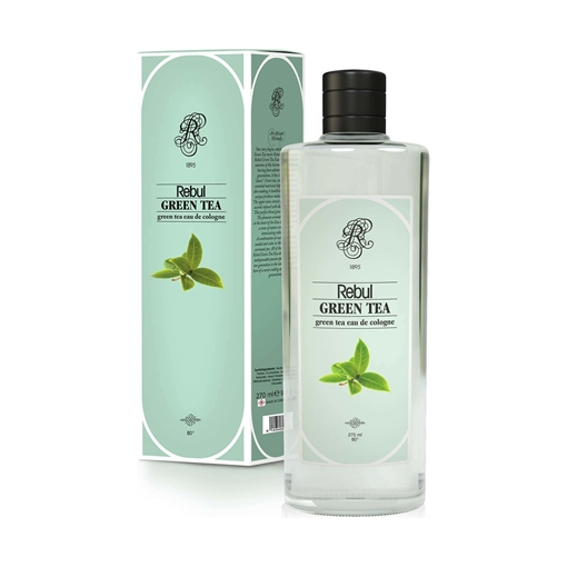 Picture of REBUL 270 ML KOLONYA GREEN TEA