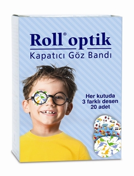 Picture of ROLL OPTİK 20 LI ERKEK GÖZ BANDI