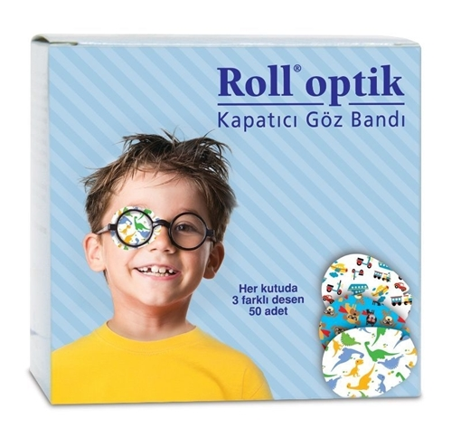 Picture of ROLL OPTİK 50 LI ERKEK GÖZ BANDI