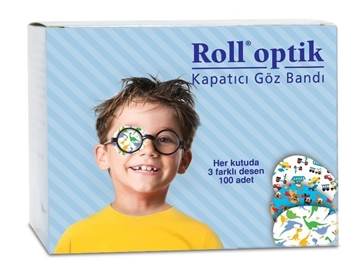 Picture of ROLL OPTİK 100 LI ERKEK GÖZ BANDI