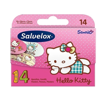 Picture of SALVELOX HELLO KITTY YARA BANDI 14 LU
