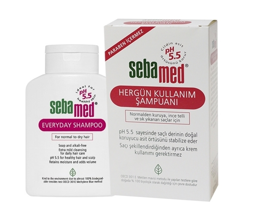 Picture of SEBAMED ŞAMPUAN HERGÜN EVERDAY 400 ML