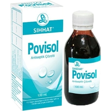 Picture of POVİSOL 100 ML SOLUSYON SIHHAT