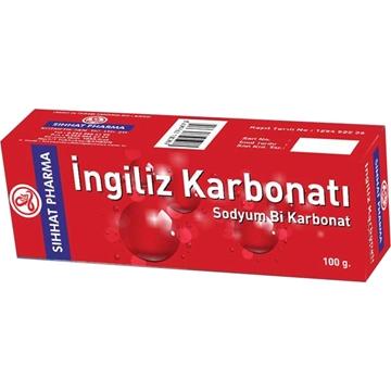 INGILIZ KARBONATI 100 GR (SIHHAT) resmi