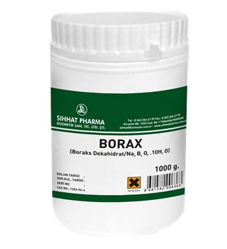 Picture of BORAX 1000 GR (SIHHAT)