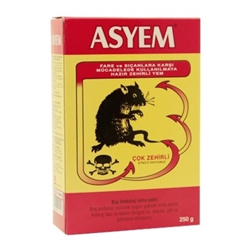 Picture of ASYEM FARE ZEHİRİ 250 GR