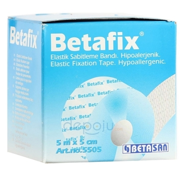 BETAFIX 5 M * 5 CM SABITLEME BANDI resmi