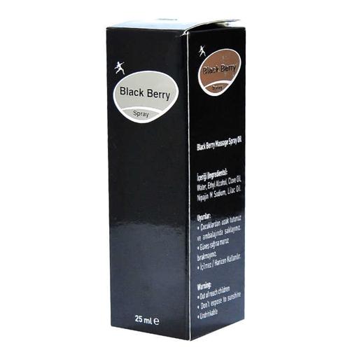 Picture of BLACK BERRY MASAJ SPREY 25 ML