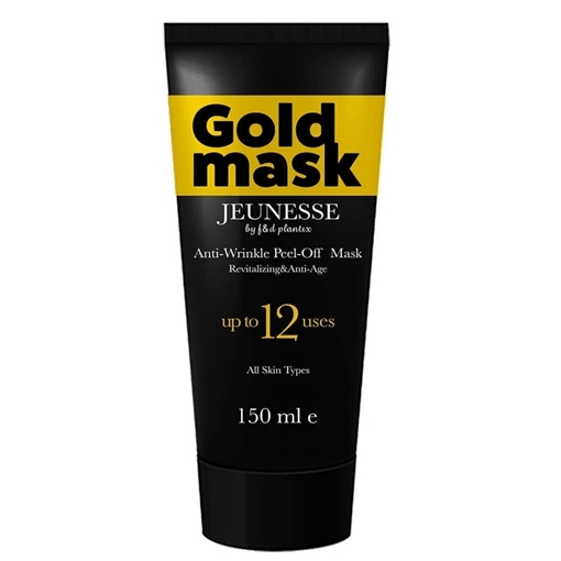 BLACK JEUNESSE ALTIN MASKE 150 ML resmi