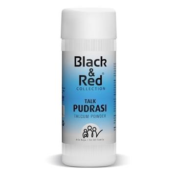 BLACK RED 100 ML TALK PUDRA resmi