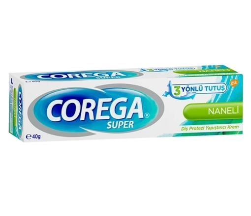 COREGA KREM 40 GR NANELİ resmi