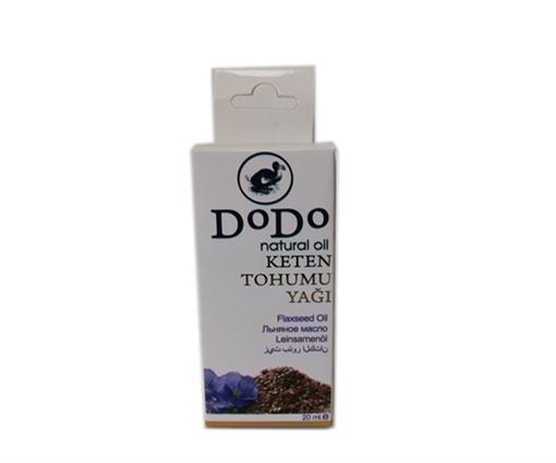 Picture of DODO KETEN TOHUMU YAĞI 20 ML