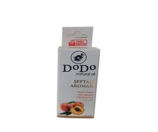 Picture of DODO ŞEFTALİ YAĞI 20 ML