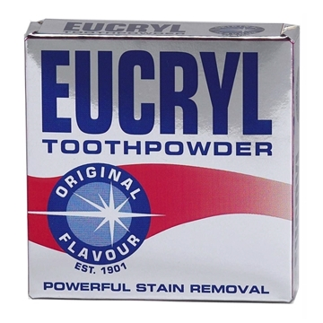 EUCRYL DIS TOZU ORJINAL AROMALI 50 ML resmi
