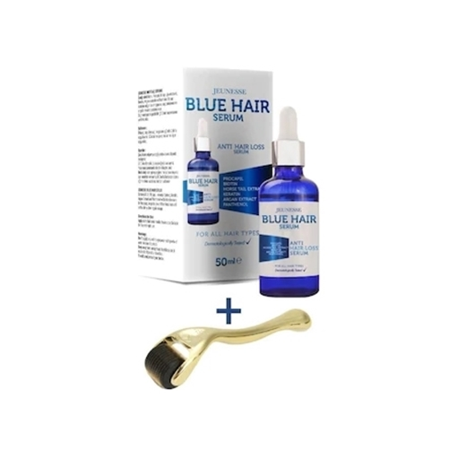 Picture of JEUNENSE MAVİ SERUM 50 ML ROLLER HEDIYELI