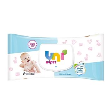 Picture of UNİ BABY ISLAK BEBEK HAVLUSU 60 LI