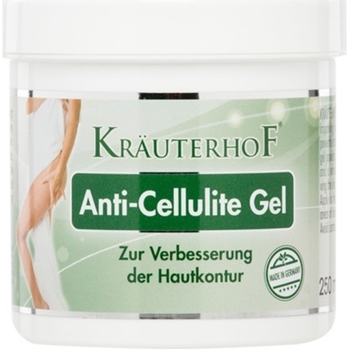 KRAUTERHOF ANTI CELLULITE GEL 250 ML resmi