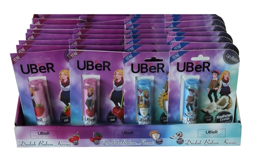 UBER LIP CARE 36 LI SET resmi