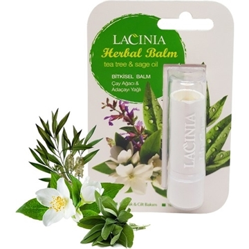 LACINIA HERBAL LIP CARE  UÇUK SIVILCE resmi