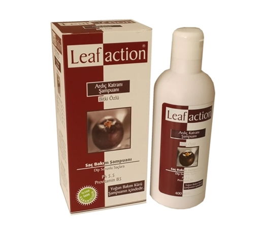 Picture of LEAF ACTION ARDIÇ KATRANI ŞAMPUAN 400 ML