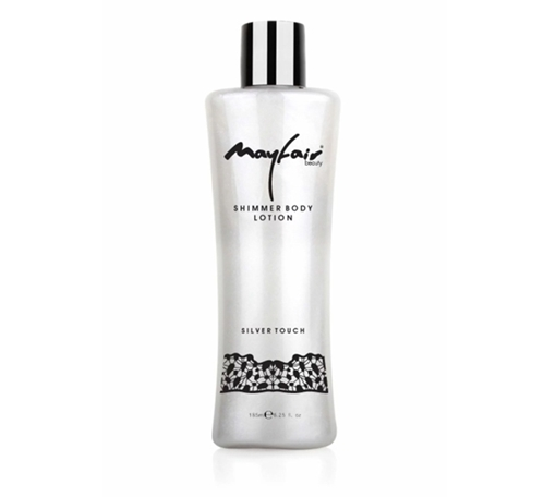 Picture of MAYFAIR SHIMMER SILVER BODY LOTION 185 ML