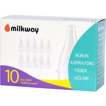 Picture of MILKWAY BURUN ASPİRATÖRÜ YEDEK UÇLAR
