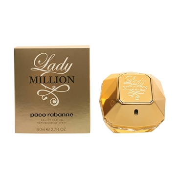 Picture of PACO RABANNE LADY MILLION BAYAN EDP 80 ML