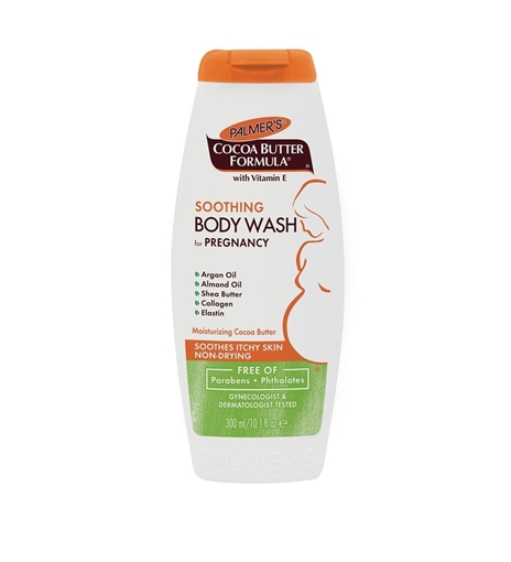 PALMERS BODY WASH 300 ML resmi