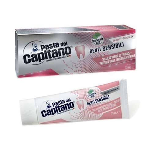 Picture of PASTA DEL CAPITANO DENTI SENSIBILI 75 ML